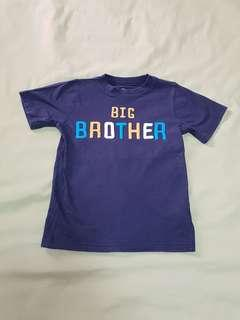 Carter's Boys Dark Blue T-Shirt, Size: 6, Kid's Clothes