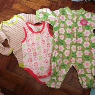 Onesie and Jumpsuit for 3-9 months