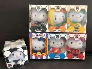 麥當勞 Hello Kitty 公仔 運動系列