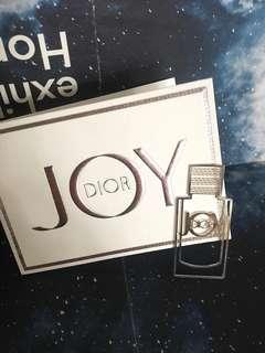 (包郵) Dior Joy perfume clip 書簽