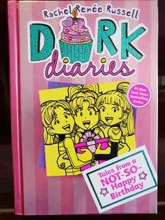 Dork Diaries Tales from a Not-So-Happy Birthday