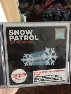 Snow Patrol - Up To Now Audio CD (2CD)