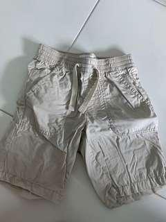 Old navy boys shorts rubber waist