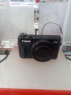 Kamera Canon PSG7 Bisa Kredit Tanpa CC