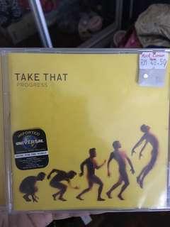 Take That - Progress Audio CD