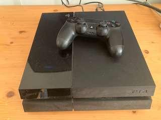 PS4 500GB 日版機