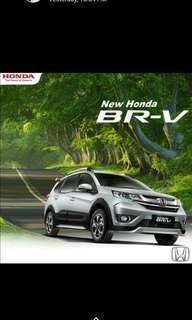 Hot Item Honda BRV Prestige 2018 Harga Super Spesial