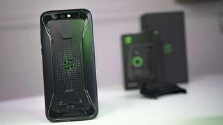 Xiaomi Black Shark Smartphone - Black [128 GB/8 GB]