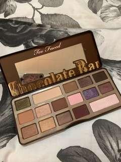 Too Faced Chocolate Bar Palette 🍫🍫
