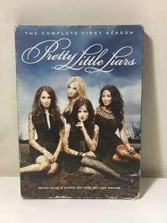 Pretty Little Liars Season One DVD