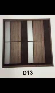 2 Wardrobe cabinet 6 ft
