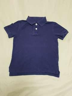Cherokee Boys Dark Blue Polo T, Size: XS (4-5), Kid's Clothes