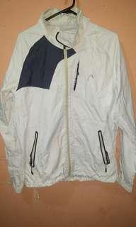 Jaket gunung waterproof ,Head original second