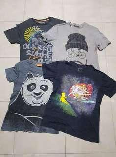 Bundle shirts