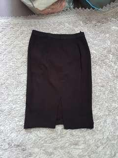 Uniqlo formal skirt