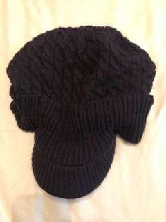 🚚 黑色針織帽