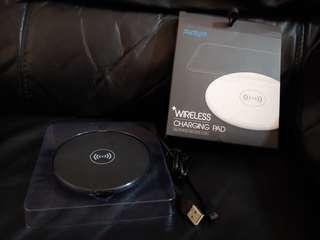 Parco wireless charging pad