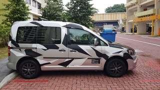Volkswagen Caddy 1.6 Maxi Panel Van DSG Auto