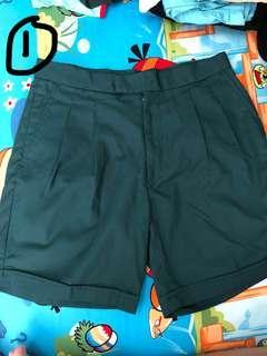 Evergreen Primary uniform shorts