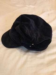 🚚 Lids黑色軍帽S/M