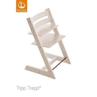 Stokke Tripp Trapp High Chair Whitewash