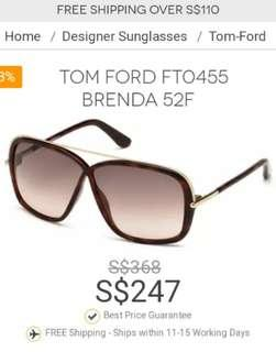Tom Ford Sunglasses for Sale