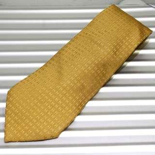 Hermes Gold H Design Tie (New Year Promosi)