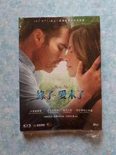 The best of me DVD 緣了,愛未了 Nicholas Sparks