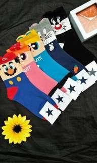 Korean Socks!!! (swipe left)