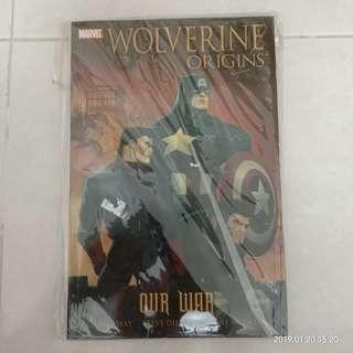 Wolverine: Origins Vol. 4 - Our War #CNY888