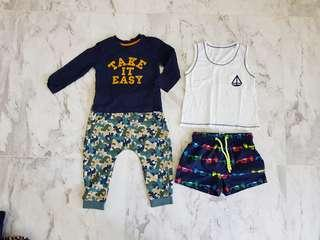 Baby boy clothes 18M 24M