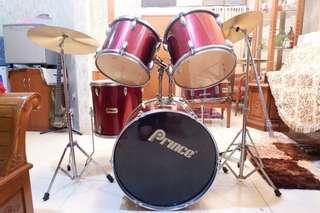 Prince Drum Set