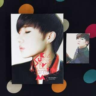 KIM SUNGKYU 1st SOLO ALBUM ANOTHER ME