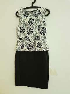 Zalora flower dress