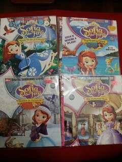 DVD SET- Sophia the first 👑