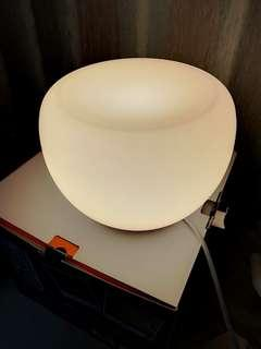 Color changing lamp with remote