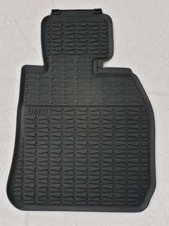 BMW Original Textile All Weather Car Floor Mat