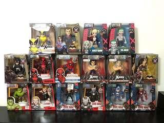 Marvel Avengers Hot Toys Jada Toys