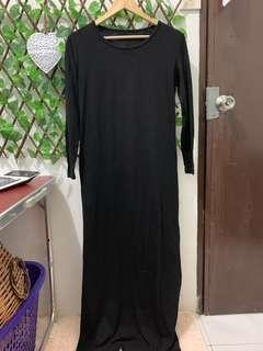 Long Dress (Stretchable)