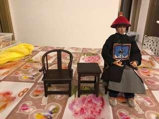 1/6 Scale Chinese Furniture - Set B