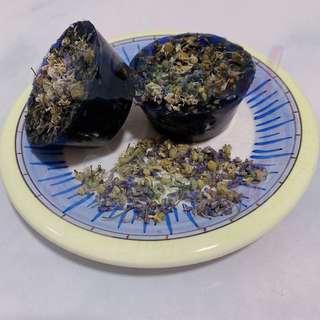 🚚 [SERENE SOAPS] Lavender x Chamomile x Black Tea Soap Bar