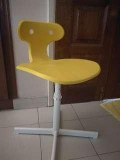Molte IKEA children's chair (adjustable)