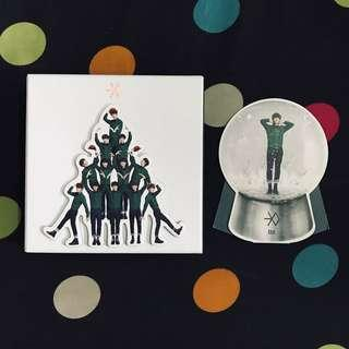 EXO WINTER SPECIAL ALBUM MIRACLES IN DECEMBER