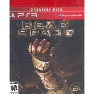 PS3 Dead Space [English]