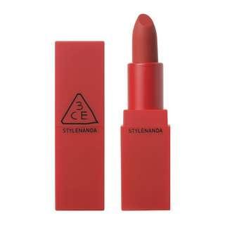 3CE Matte Lipstick mini lip recipe in fig 213