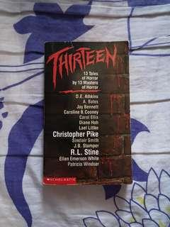 Thirteen : Thirteen Tales of Horror by 13 Masters of Horro