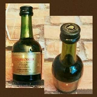 罕有舊版:拿破崙干邑酒辦1支 (歲月收藏品)