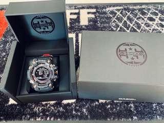 Japan JDM Casio G-Shock Magma Ocean Series 35th Anniversary Limited Edition GPR-B1000TF Rangeman Watch