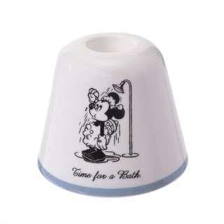 Japan Disneystore Disney Store Good Laundry Day Mickey Mouse Toothbrush Stand