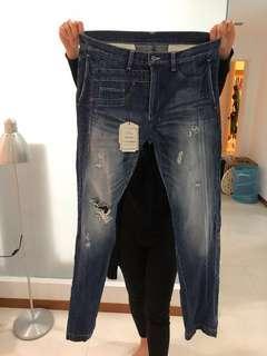 Maison MIHARA YASUHIRO jeans